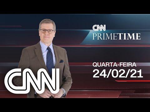 CNN PRIME TIME - 24/02/2021
