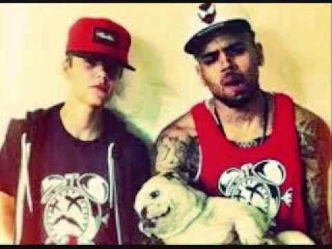 Chris Brown Ft Justin Bieber Ladies Love Me Hd New Song 2011