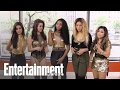 Fifth Harmony On Their Favorite Fan Reaction To 7/27, New Album, Tours & More