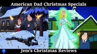 vuclip American Dad Christmas Specials Reviews - Jem's Christmas Reviews