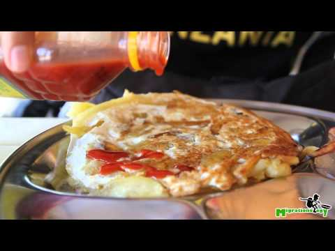 Chips Mayai - You'll Love this Tanzanian French Fries Omelet!