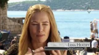 Актеры Игры Престолов отвечают на вопросы  Actors answer questions Game of Thrones