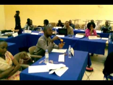 West Africa Institite-OSIWA Training on Regional Integration, LOME