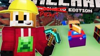Minecraft | ENCHANTMENT TABLE | Foxy's Bedrock Survival [11]