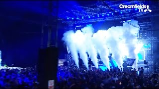 SICK INDIVIDUALS Live @ Creamfields 2014