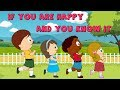 If You're Happy and You Know it - Nursery Rhyme - Ep 14
