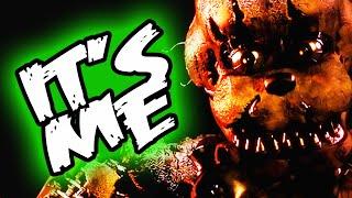 FNAF FAN FICTION COMIC #2 || IT'S ME!!! || Five Nights at Freddy's Fan Fiction Comic