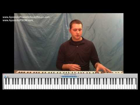 100-6 & 104-1a Intro to Playing Fast Songs (Gospel Keyboard & Pentecostal  Piano Style)