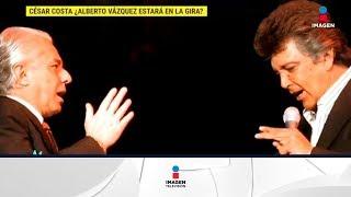 ¿Alberto Vázquez estará en la