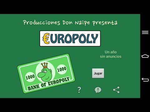 Europoly (English)