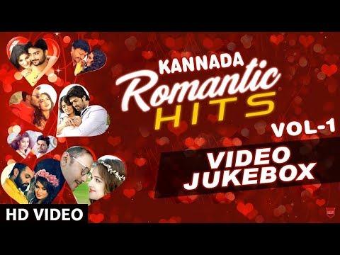 Kannada Romantic Hits Video Songs Jukebox Vol 1 || Romantic Kannada Songs 2017
