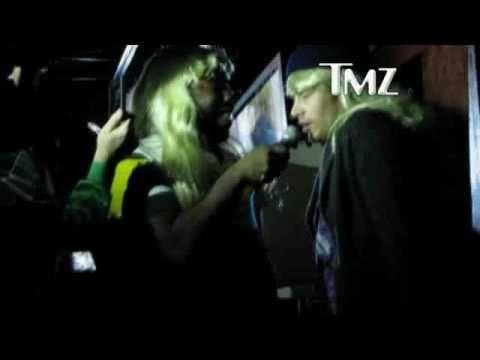 James Franco Karaoke at Sundance - After Party/ Jan 21, 2011