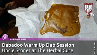 Dabadoo Warm Up, Berry White Dab Session at The Herbal Cure, R.I. - Smokers Guide TV Rhode Island