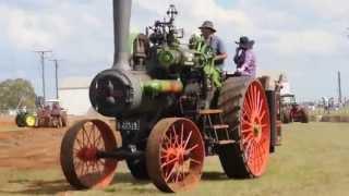 2014 Kingaroy Vintage Machinery Rally