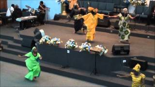 DPC Father's Day 2012 Dance - My Praise