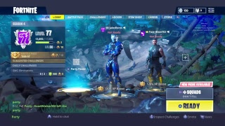 Squads  with FNC  jozy