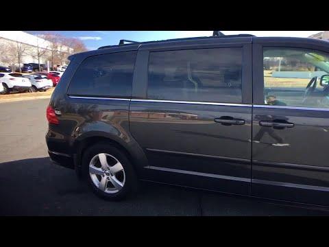 2011 Volkswagen Routan Ashburn, Manassas, Chantilly, Vienna, Springfield, VA A26164B