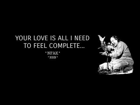 Kise Da Yaar Na Vichrhe | Nusrat Fateh Ali Khan |