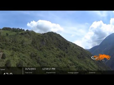 Paragliding Weekend at Matantimali, Palu, Central Sulawesi, Indonesia