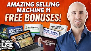 My Ultimate Amazing Selling Machine 11 Bonus Package (ASM Fast-Track - a $15,000+ Value!)