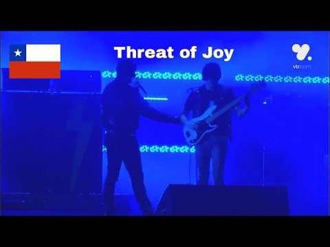 The Strokes-Threat Of Joy Live Lollapalooza Chile 2017 HD