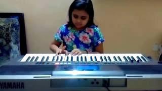 Download Hindi Video Songs - Mala Mele Thiri Vechu Keyboard by Pavithra R Menon