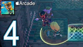 Wonderbox: The Adventure Maker Apple Arcade Walkthrough - Part 4 - Campaign: The Hero's Journey