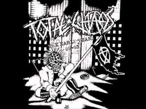 Total Chaos-The Early Years 89-93