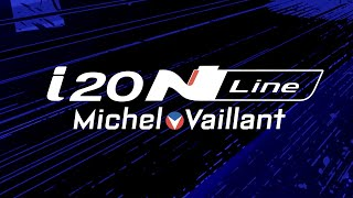 Jean-Louis Dauger présente i20 N Line Michel Vaillant.