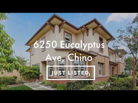 Jay Bourgana Just Listed 6250 Eucalyptus Ave, Chino, CA 91710