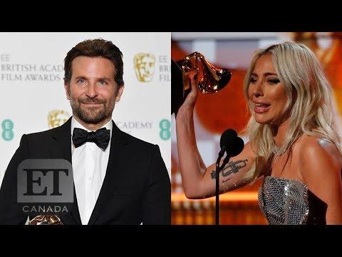 Lady Gaga And Bradley Cooper Win Big At Grammys And BAFTAs Mp3