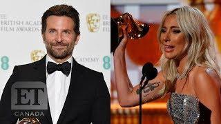 Lady Gaga And Bradley Cooper Win Big At Grammys And BAFTAs Video