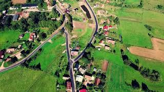 Droga w Baranowie