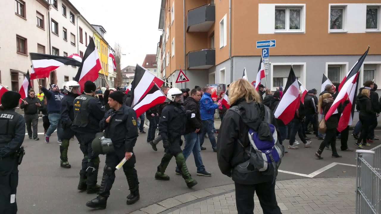 Bruchsal Demonstration