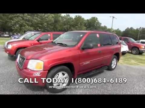 2002 Gmc Envoy Sle 1 Owner Charleston Car Videos Review For
