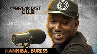 Hannibal Buress Talk Bill Cosby  Getting Scolded By Jay Z and Stand Up Tour