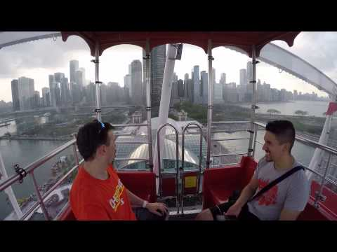 Navy Pier Ferris Wheel 2015 - GoPro Hero 4 Black