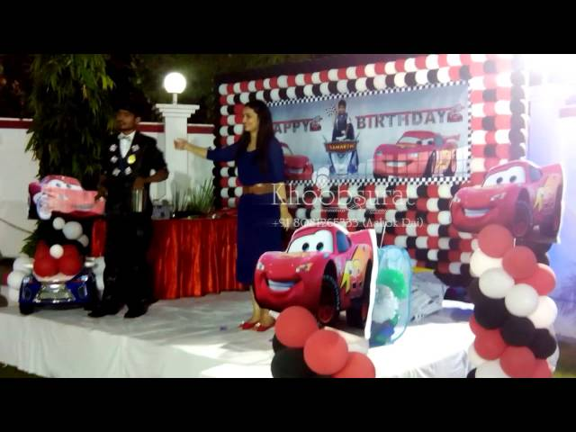 khoobsurat birthday entertainment magic show  +91 8081265333