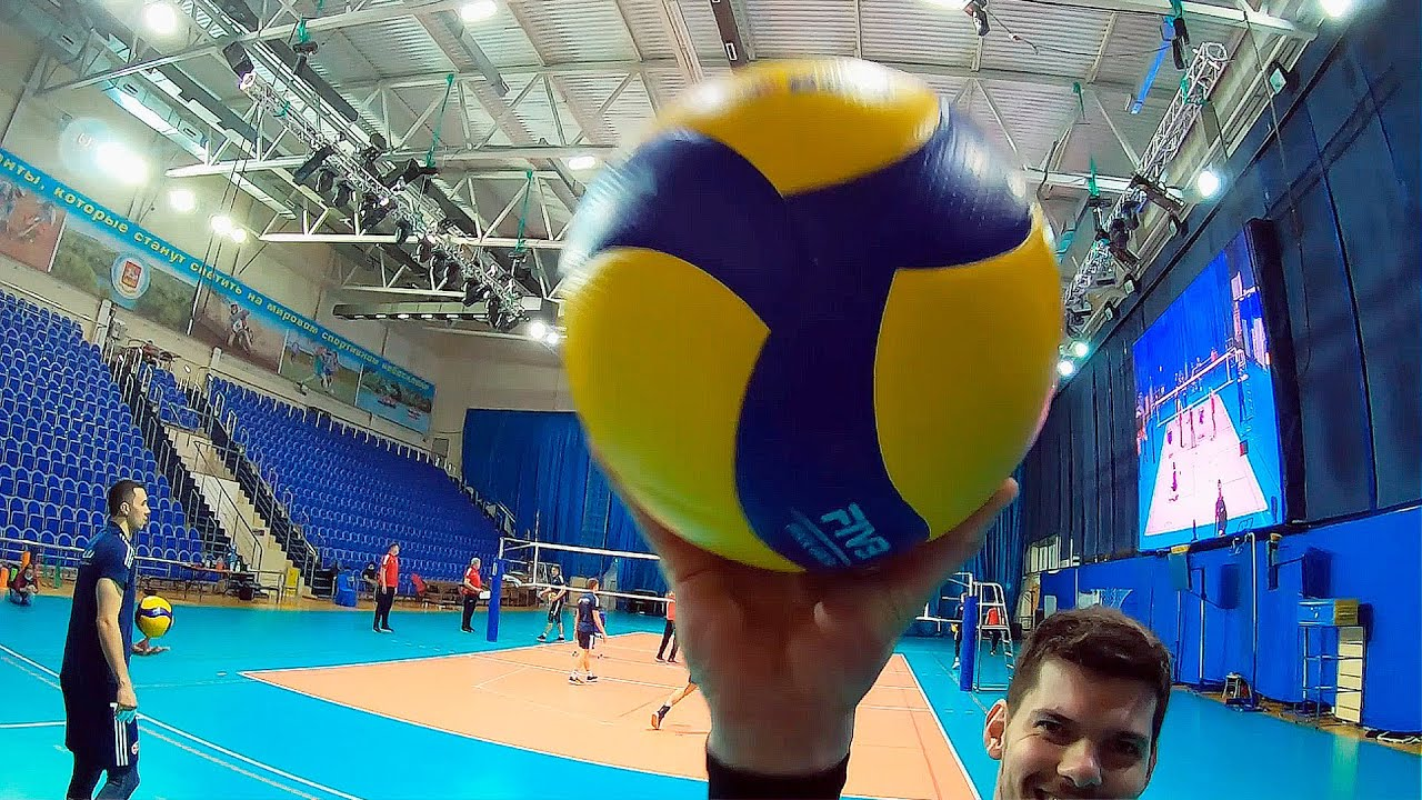 Download Volleyball first person   Wing Spiker - Highlights   VC Fakel (POV)