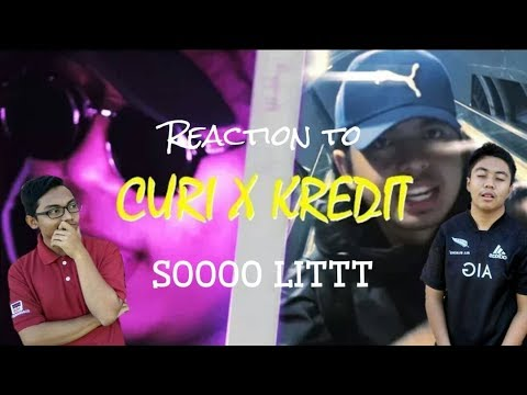 #28|Reaction To Curi X Kredit - Planta Ft. xKyo