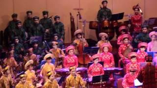 Chương trình hòa nhạc Dân tộc kỷ niệm 100 năm nhà hát lớn Hà Nội (Part 1) HD