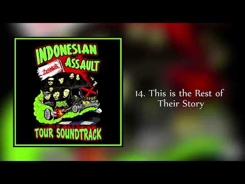 Deraign/ Kaustic Attack Indonesian Assualt Tour (Complete Soundtrack)