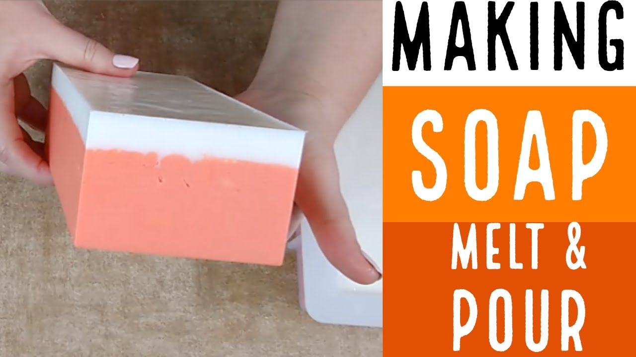 How To Make Soap Without Lye - YouTube