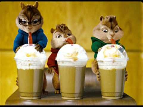 Chipmunks DMX - Party Up