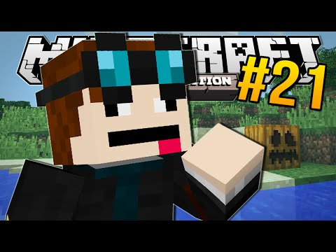 Minecraft Pocket Edition | I GOT DISTRACTED!! | #21