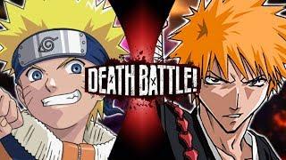 Naruto VS Ichigo Power Levels DEATH BATTLE