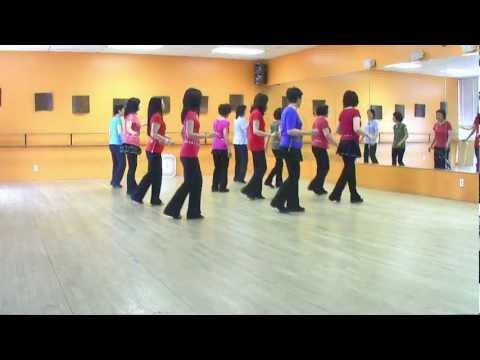 Sweet Corrina - Line Dance (Dance & Teach in English & 中文)