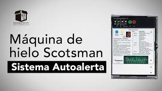 Sistema detector de fallas   Máquinas de hielo Scotsman El Salvador