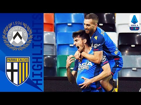 Udinese 3-2 Parma | Pussetto regala i primi punti ai friulani | Serie A TIM