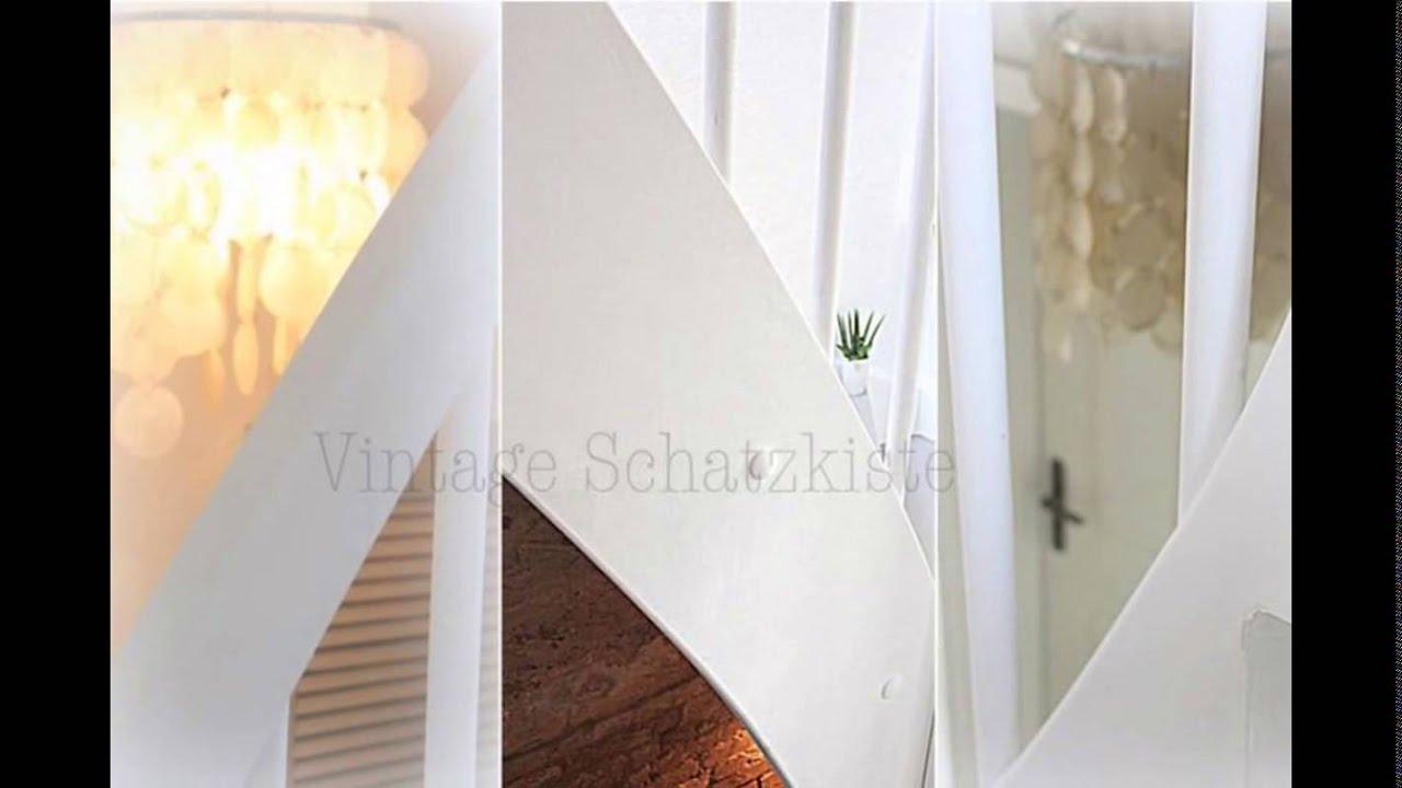 treppenhaus gepimpt sch ner wohnen youtube. Black Bedroom Furniture Sets. Home Design Ideas